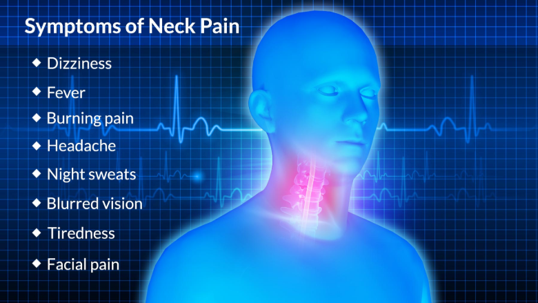 How to treat neck pain
