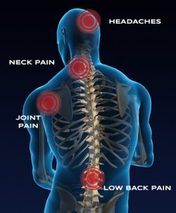 backpain treatment young chiropracter