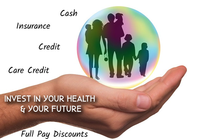 Payment Options at Easley Chiropractor